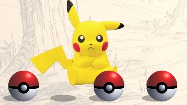 Pokemon Go missing item glitch fix