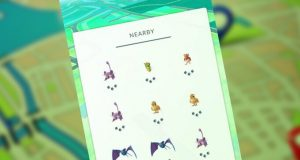 Niantic Released Pokemon GO Update with a New Nearby Tracker