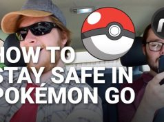 Safety tips for Pokemon Go parody video