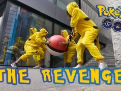 When Pokemon Attack: The Revenge of Pikachu