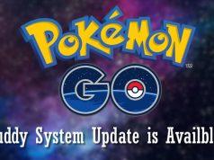 Pokemon GO Buddy System Update Released