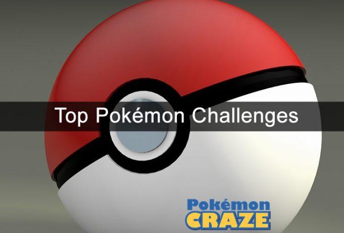 top-pokemon-challenges