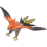 The Best Fire Type Pokemon -Talonflame