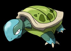 Unnamed Turtle Pokemon