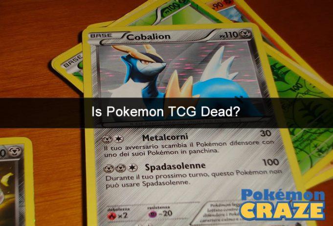 Is Pokemon TCG Dead
