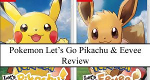 Pokemon Let's Go Pikachu And Eevee Review