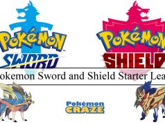 Pokemon Sword and Shield Starter Leak