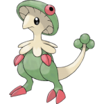 The Best Grass Type Pokemon - Breloom