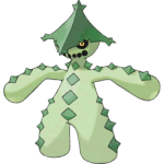 The Best Grass Type Pokemon - Cacturne