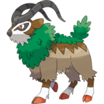 The Best Grass Type Pokemon - Gogoat