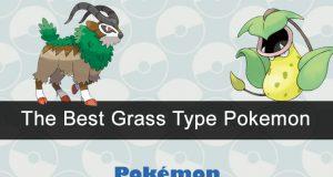 The Best Grass Type Pokemon (Gen 1+)