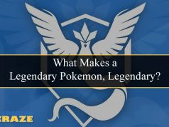 What Makes a Legendary Pokemon Legendary