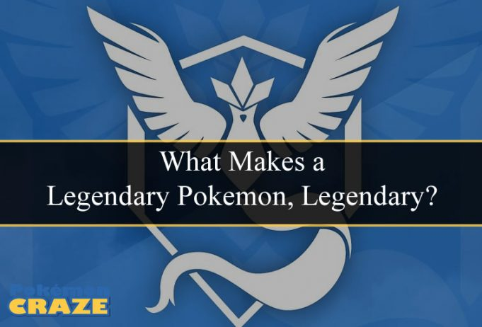 What Makes a Legendary Pokemon Legendary