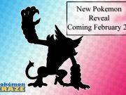 New Pokemon Reveal Coming February 27