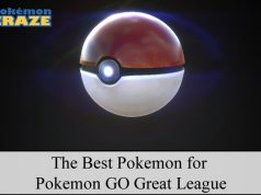 The Best Pokemon for Pokemon GO Great League